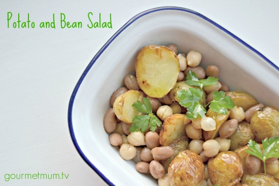Healthy Lunchbox Ideas Organix Potato and Bean Salad Text.jpg