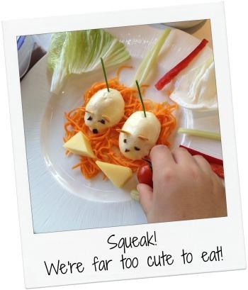 Henri Le Worm Launch mayonnaise mice.jpg