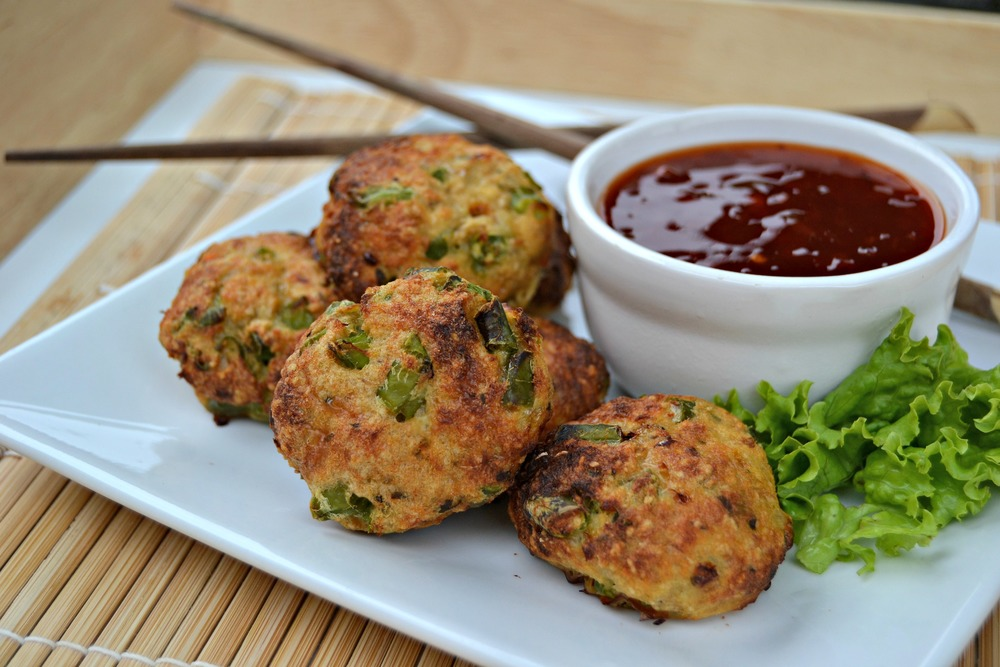 Healthy Thai Fish Cakes