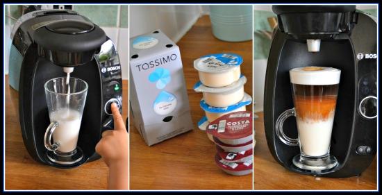 Costa Caramel Latte Tassimo Pods Review Gourmet Mum