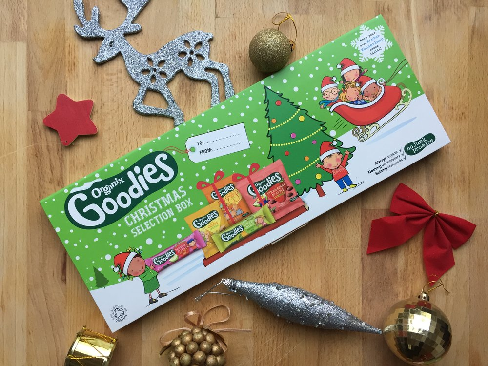 Organix Christmas Selection Box