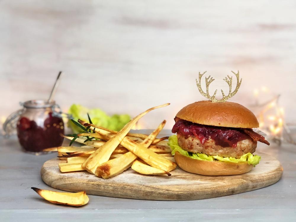 Christmas Turkey Burger with Parsnip Fries.jpg