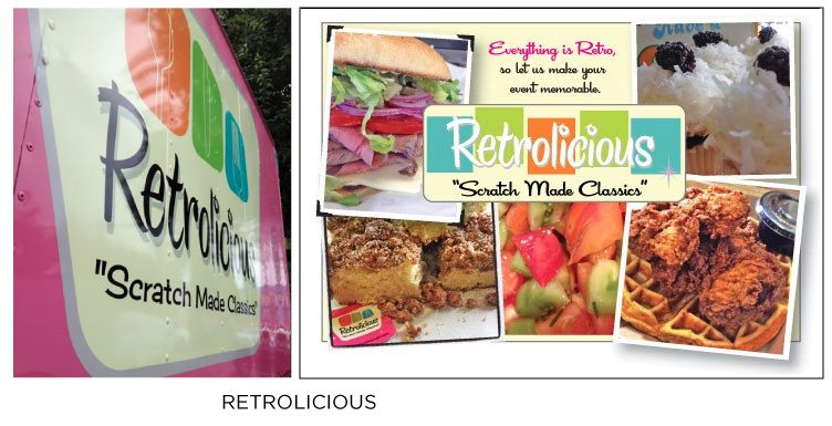 You are gonna need some good fuel for all the shopping, and don't worry, we have got you covered.  Retrolicious  serves all your favorite comfort foods like Mac & Cheese, Pork Chops, and Meatloaf, and Tuna Melt, BLTA, and Grilled Cheese Sandwiches.   Come hungry, and fill happy at  Give Good Gift  Dec 7 & 8!
