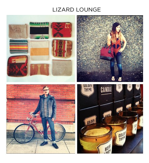 Lizard Lounge  has got you covered, literally, and figuratively. This awesome shop in the Pearl carries supremely chosen brands in every department- housewares, shoes, outerwear (NAU!), and everything in between.   You are guaranteed to find something tempting at their booth at  Give Good Gift , and if your list is lucky, maybe a few things…