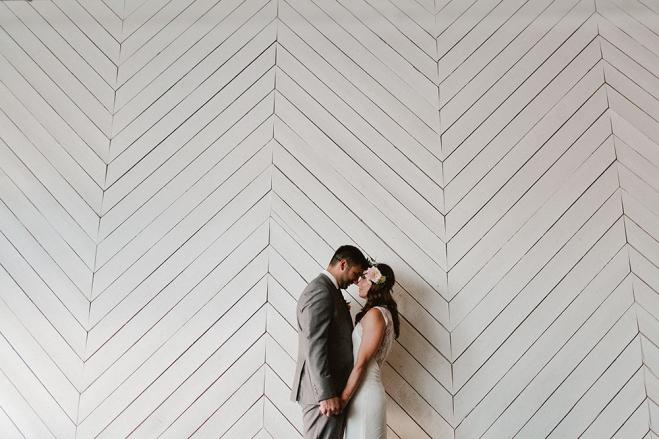 wood wall wedding backdrop