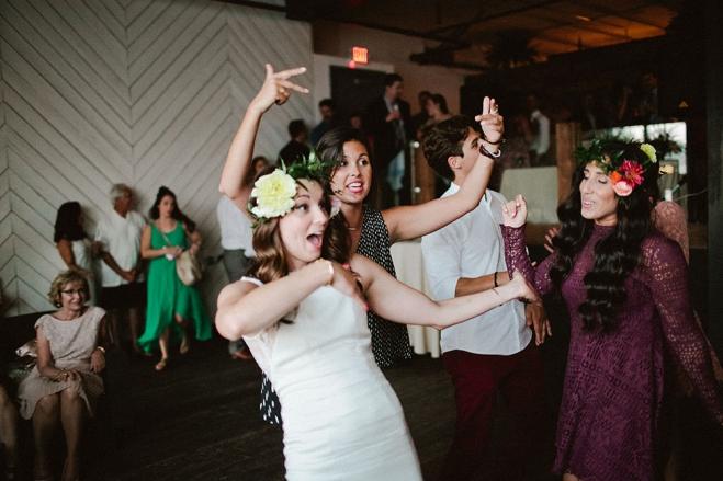 Dance floor photo by  Jamie Jones