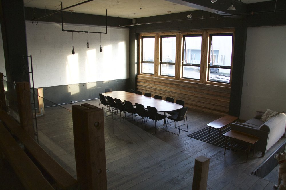 Union/Pine ortland Meeting venue