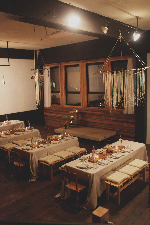 Association Dinner Series