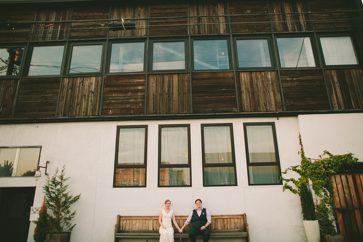 Portland wedding venue, Union/Pine Photo by  Bryan Rupp