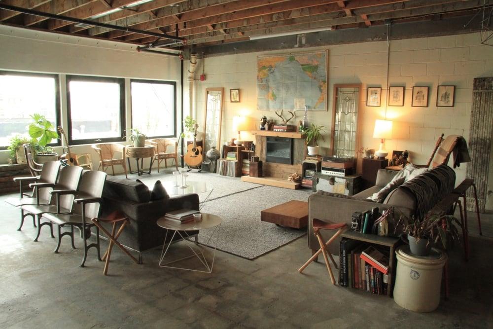 Portland Loft Space @ Union/Pine