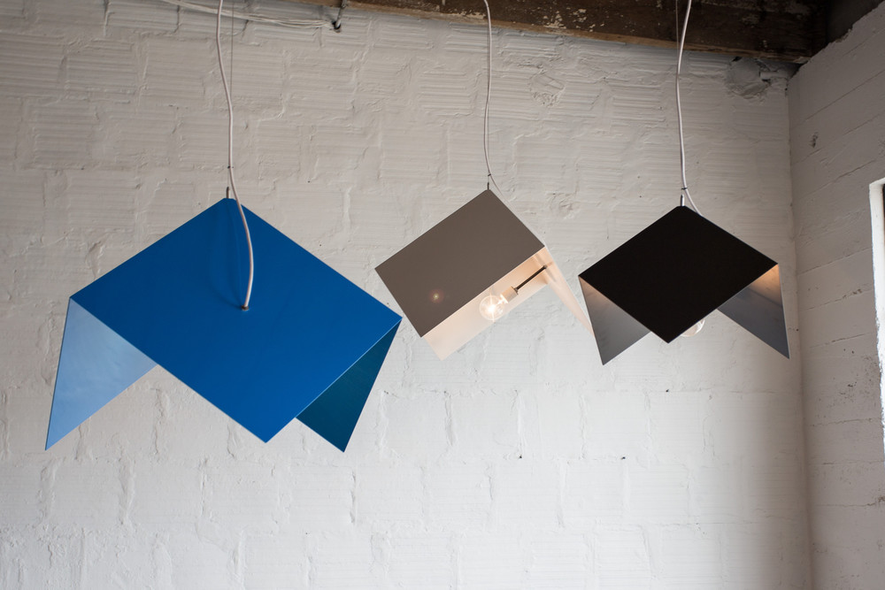 Glyph Pendant Lamp by The Good Mod