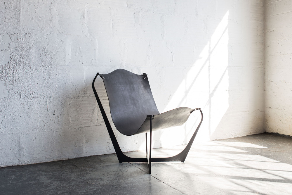 Sling Lounge Chair by The Good Mod