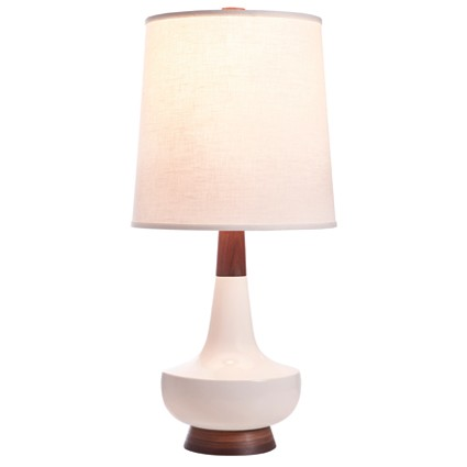 Alberta Table Lamp by Caravan Pacific