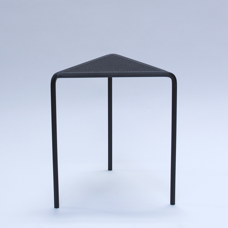 Triangle Side Table by Eric Trine
