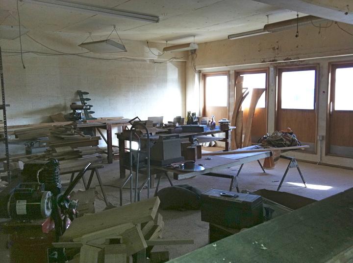 Pre 'sunken living room'