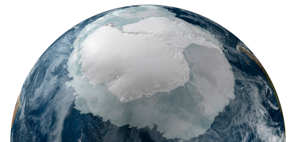 The Antarctic and Southern Ocean