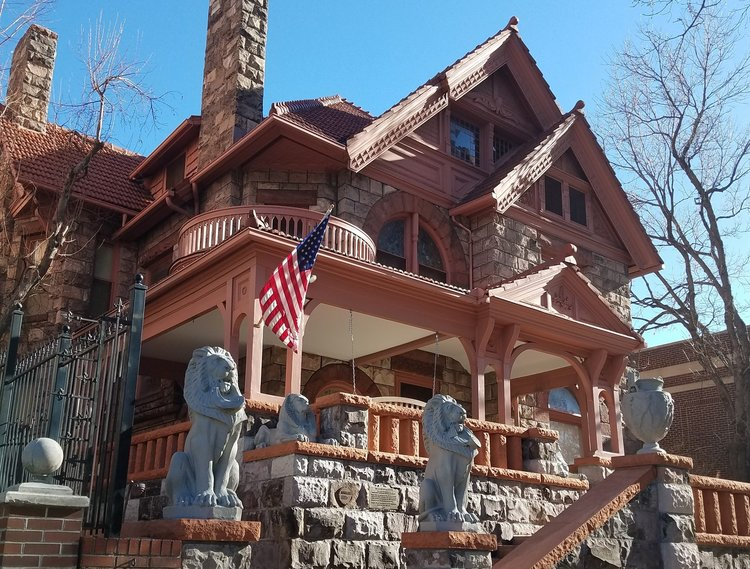 Molly Brown Front Porch