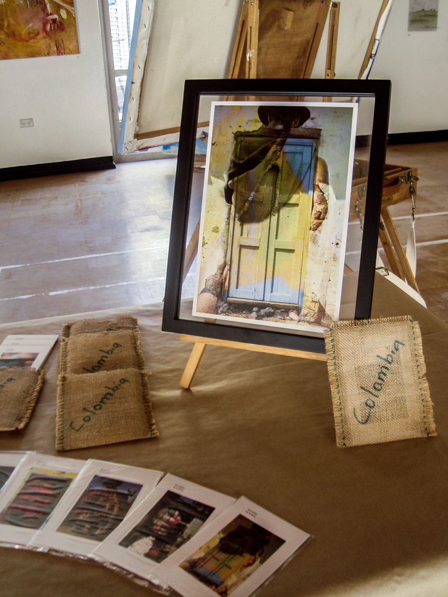 "EXPOSICIÓN COLECTIVO  ""THE ART TREE"", SYDNEY AUSTRALIA 2009"