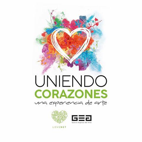 """""""UNIENDO CORAZONES"""" POR LOS NIÑOS DE LA GUAJIRA, CC ATLANTIS PLAZA GALERÍA EXPRESO DEL ARTE GEA - FUNDACIÓN LOVENET BOGOTÁ COLOMBIA - 2017"""