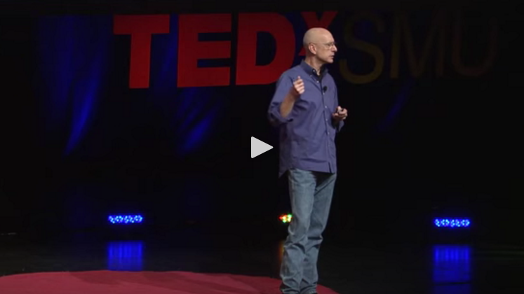 Mant Hawkins at TEDxSMU