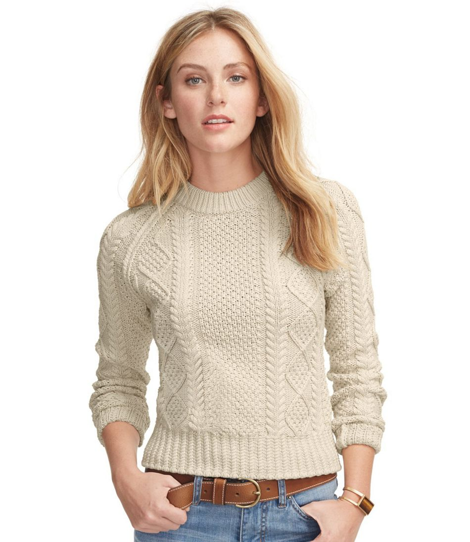 L.L. Bean Women's Signature Sweater