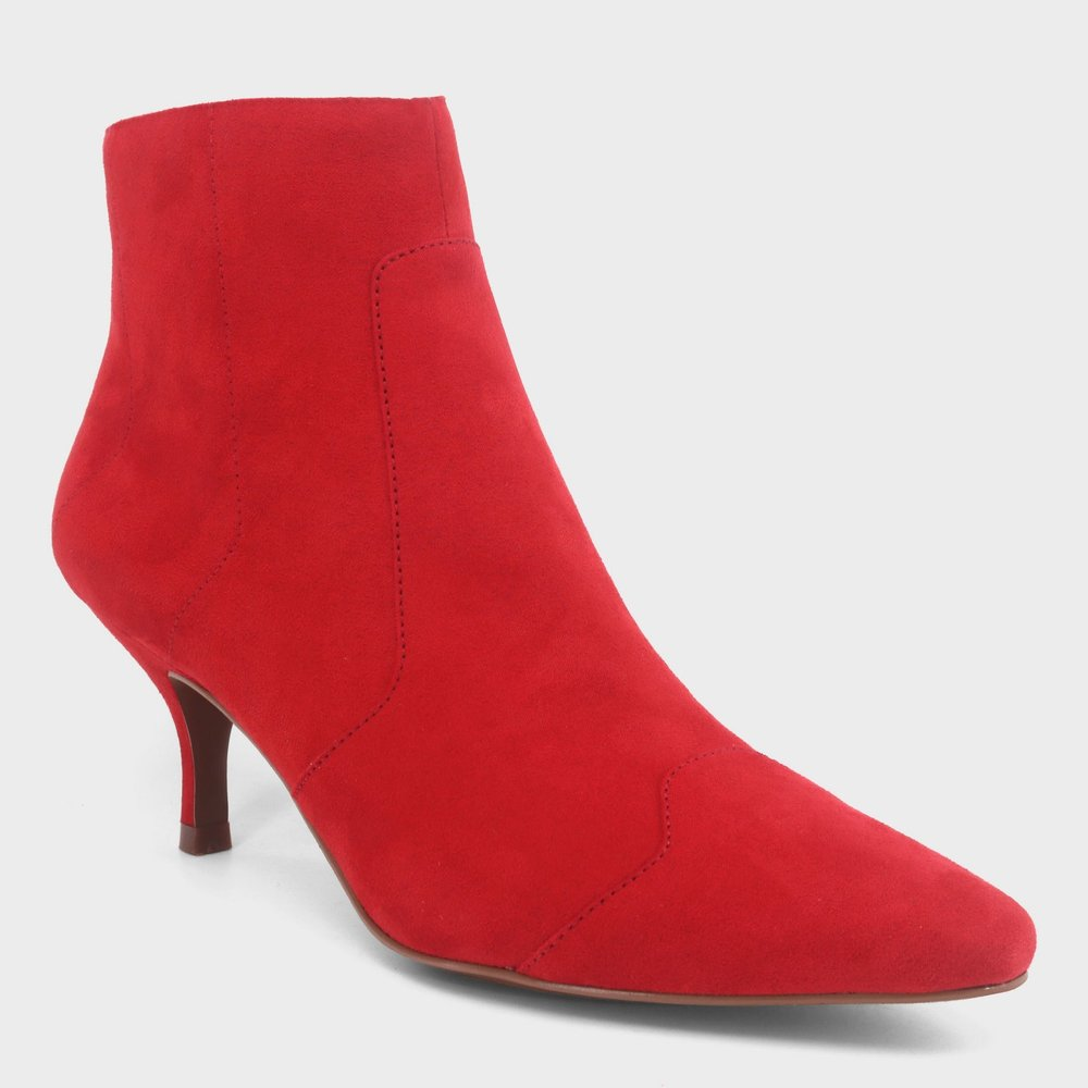 "Who What Wear ""Delilah"" Bootie"