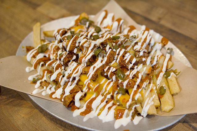 Tough day? Nothing that a plate of #carneasadafries can't cure. Come get some! 📍1322 Coronado Ave | Tues - Sun 11AM-7PM