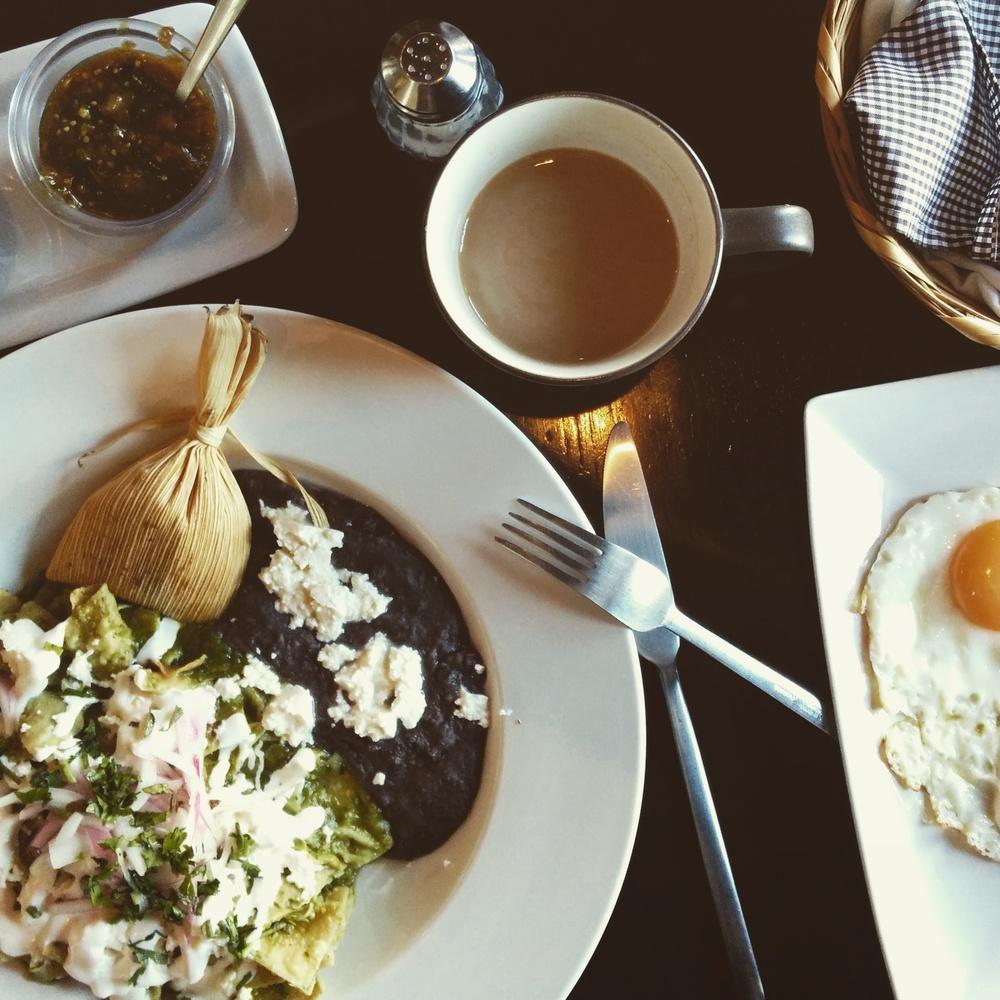 breakfast food in mazatlan
