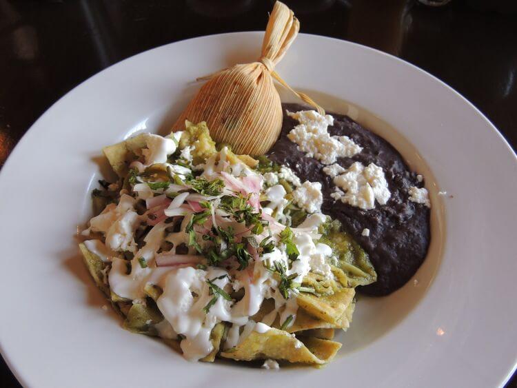Chilaquiles Verde