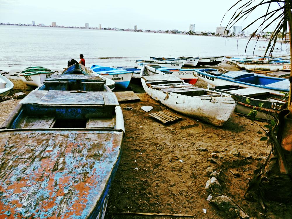 mazatlan boats