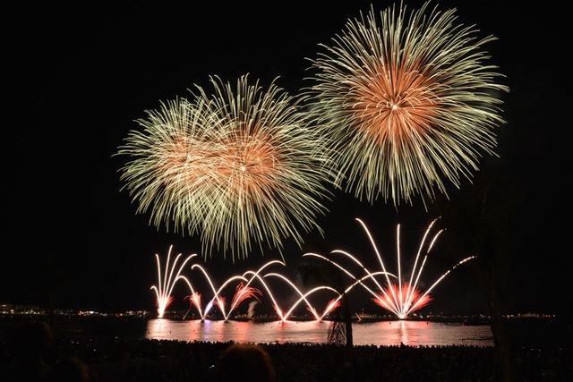 firework display mazatlan