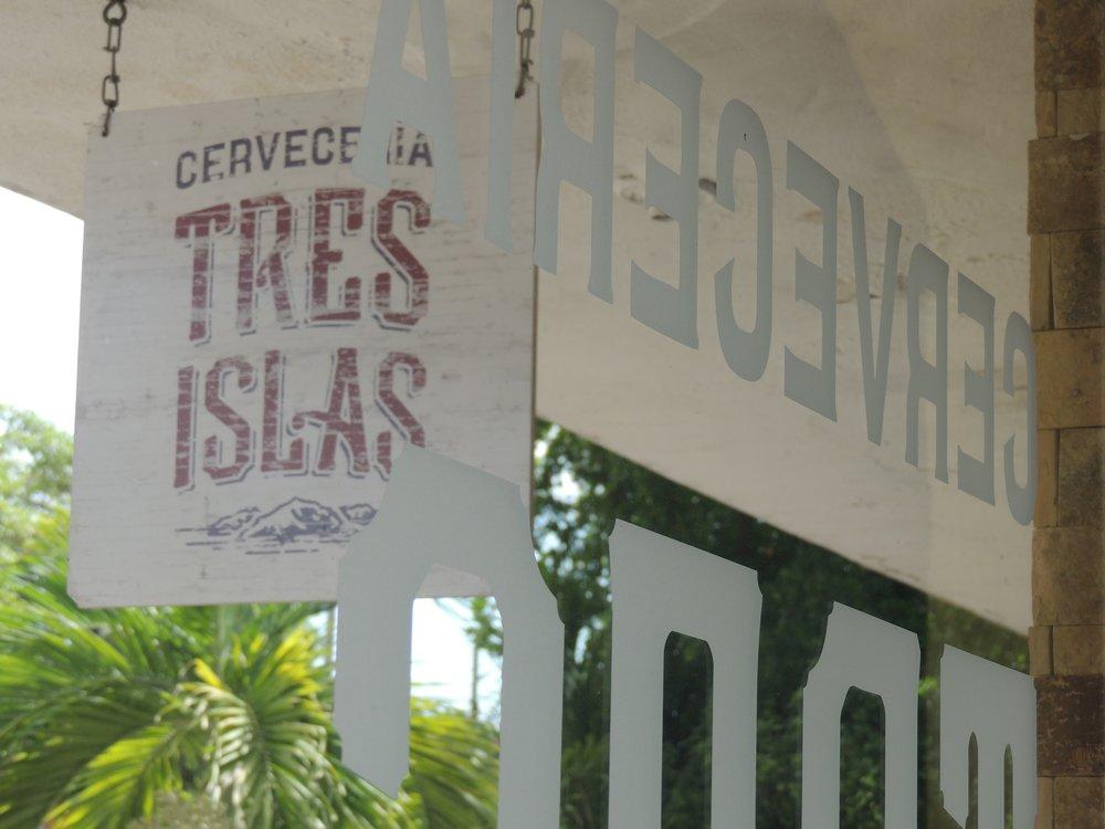 Tres Islas Microbrewery