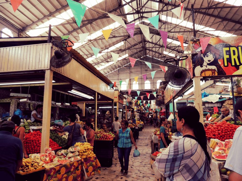 pino suarez mercado