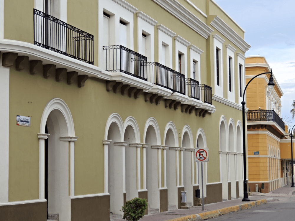 colonial homes mazatlan