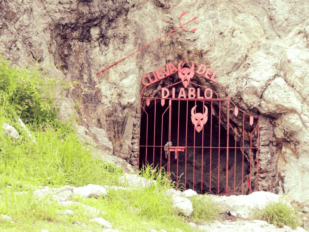 cave devil
