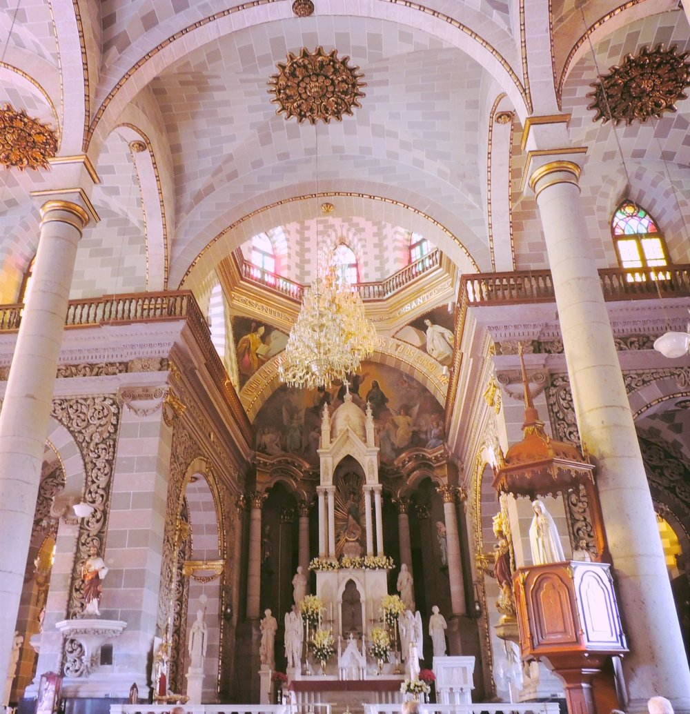 cathedral mazatlan