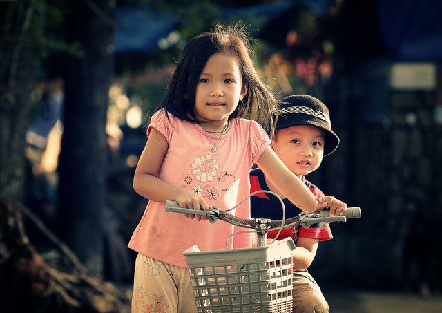kids biking mazatlan