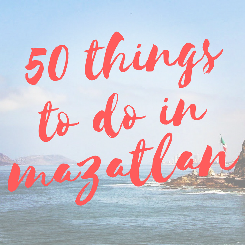Things to do -
