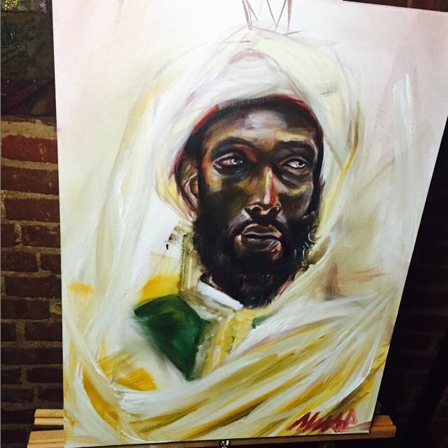 Moors in Spain $1000
