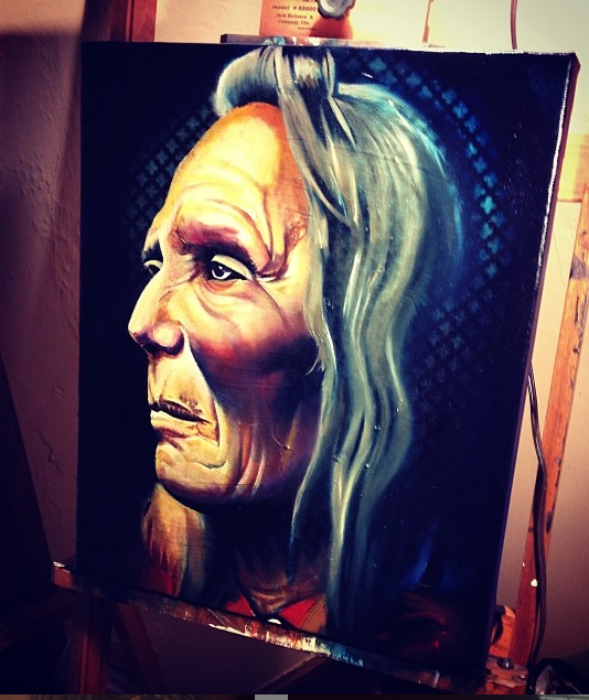 """""""Red Cloud"""""""