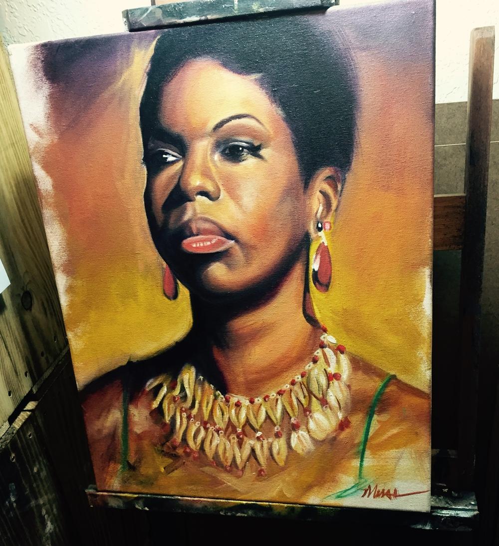 Nina Simone $1600