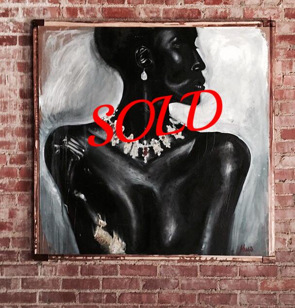 Ebony Queen $9000