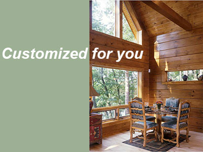 Log Home Design And Construction In Northern Michigan