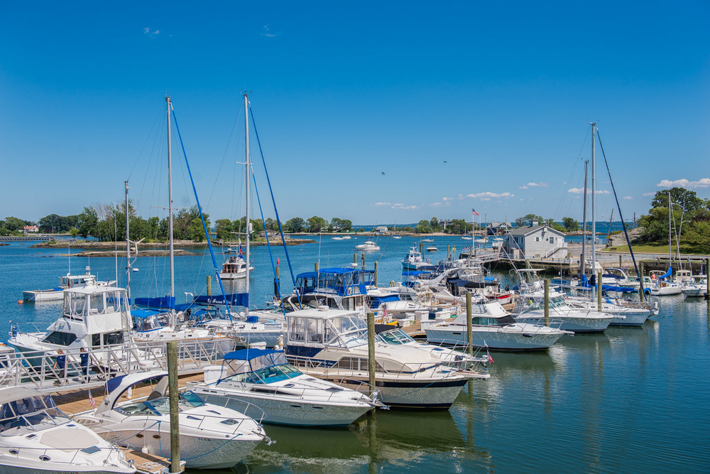 New Rochelle Municipal Marina, Ferris Creek, New Rochelle
