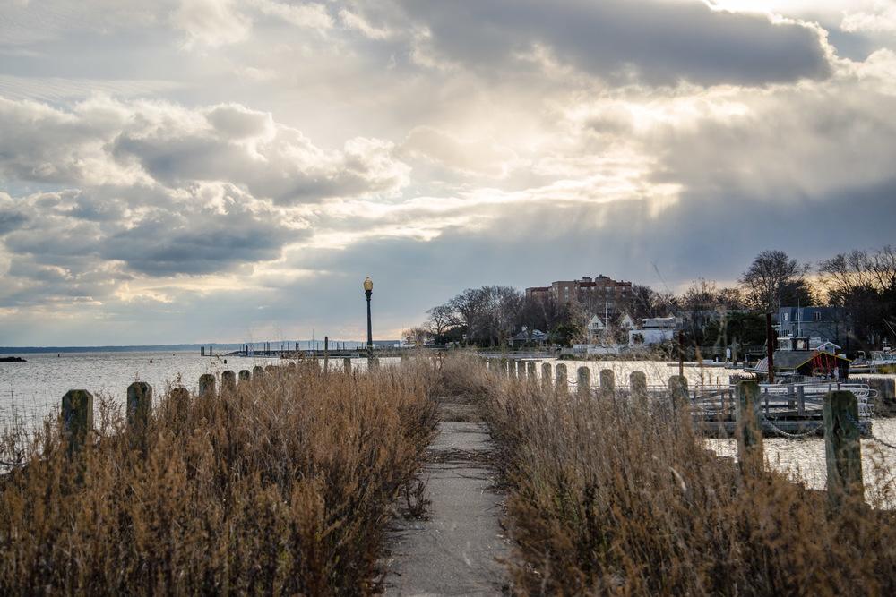 Harbor Island Park, Mamaroneck
