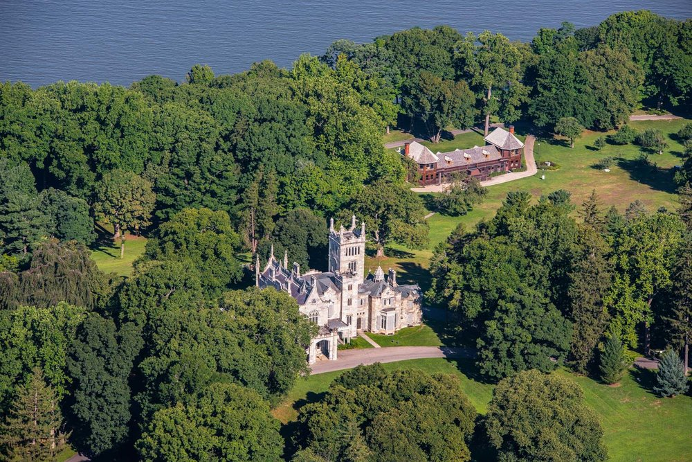 Lyndhurst Mansion Tarrytown