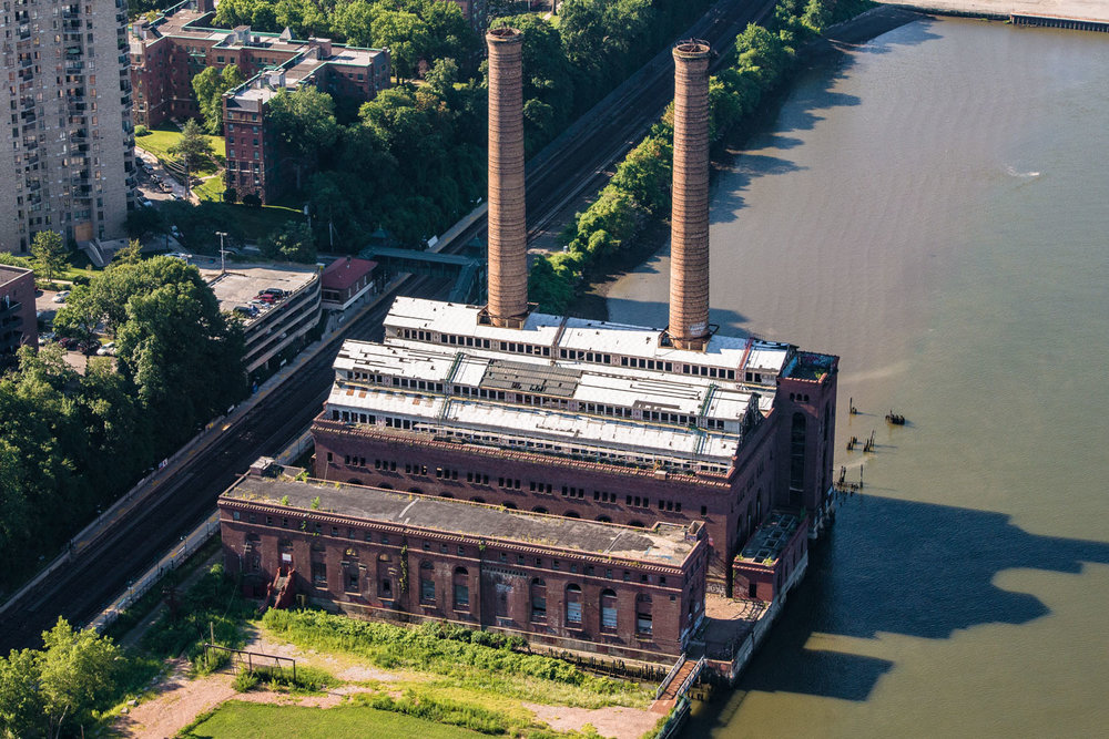 Former Glenwood Power Station, Yonkers