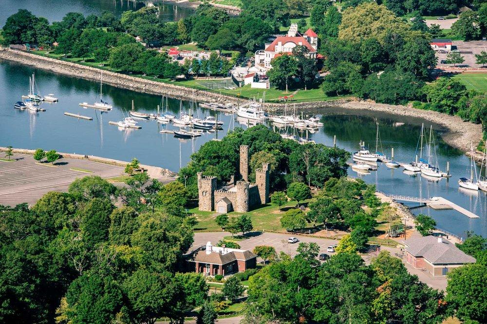 Glen Island, New Rochelle