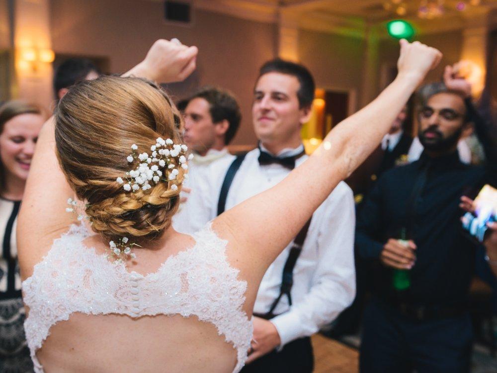 NICOLE + KYLE - WEDDING