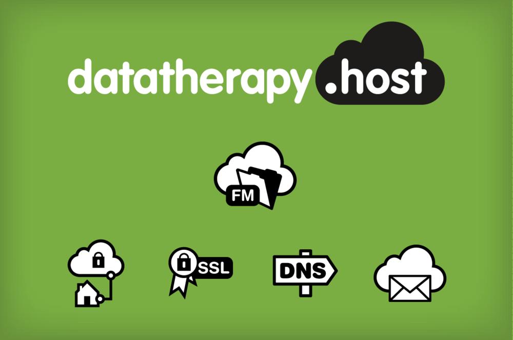 Datatherapy Host